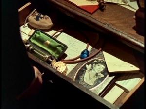 Blue carbuncle drawer