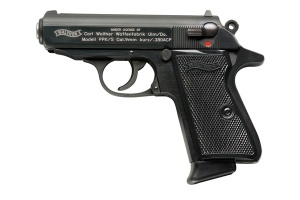 Walther PPKS 380's don't kill people...