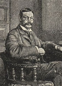 Herbert Greenhough Smith, co-founder and editor of The Strand Magazine
