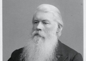 Sir Joseph Wilson Swan, inventor of the incandescent lightbulb