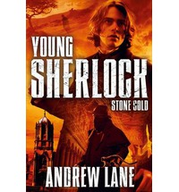 Young Sherlock cold fire andrew lane cover
