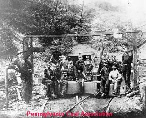 Pennsylvania coal miners