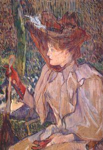 Honorine Platzer, Lautrec's