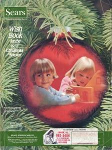 sears christmas 1977