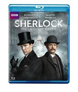 Sherlock TAB bluray