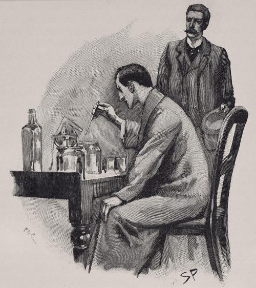 Sherlockpaget chemistry