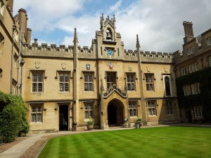 sidney sussex