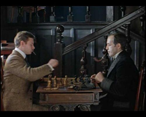 russian sherlock holmes chess