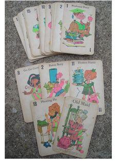 the old maid card set we had2